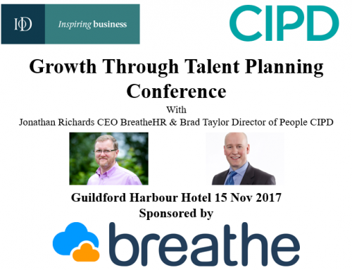 7 reasons to attend the Growth Through Talent Planning conference