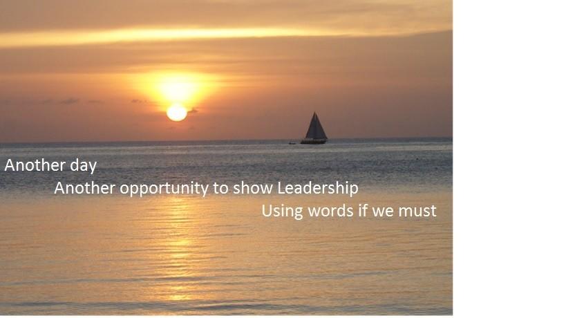 weldining leadership purpose to daily priorities